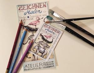 Kunstkurse und Malkurse für Kinder und Erwachsene in Leipzig bei Susanne Meister