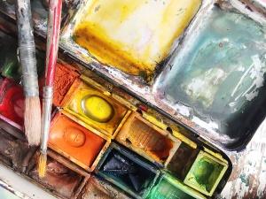 Ferienkurs Kreativworkshop Aquarellmalerei für Kinder und Jugendliche