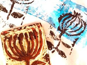 Ferienkurs für Kinder und Jugendliche - Kreativworkshop Textildruck